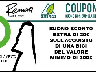 RENOVA coupon GreenFocus