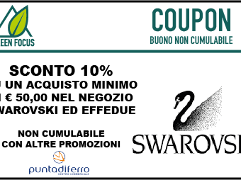 SWAROVSKI coupon greenfocus