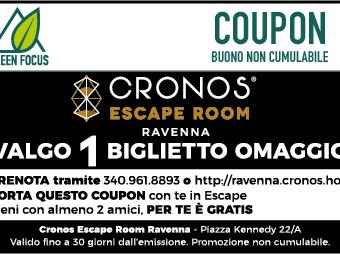 cronos greenfocus coupon